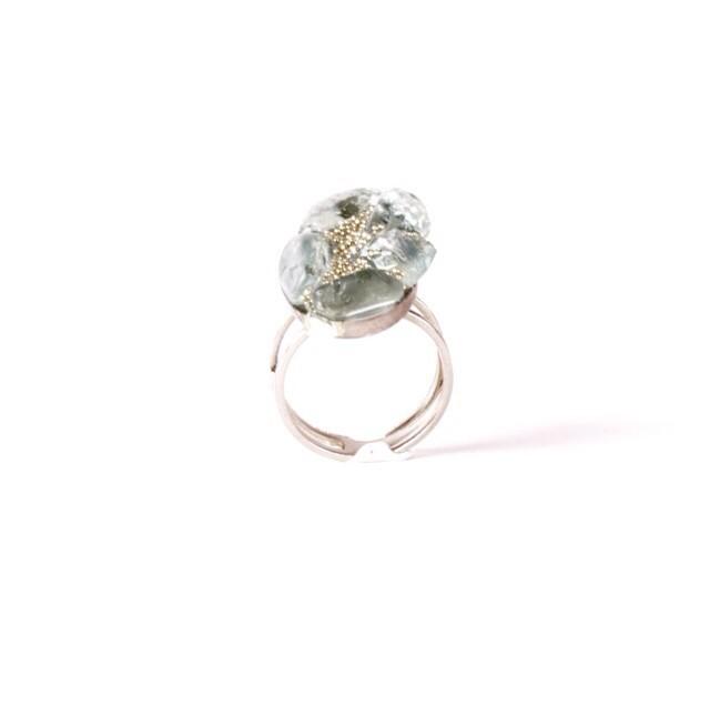 戒指和宝石设计