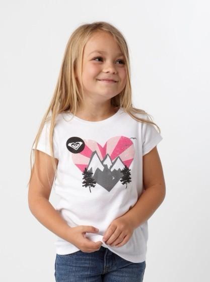 Roxy Girl节日T恤图案
