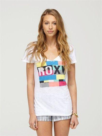 Roxy图案设计