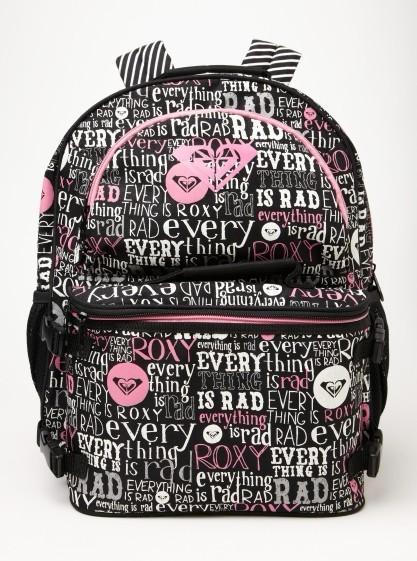 Roxy包包配件图案