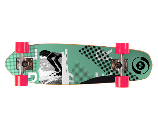 Roxy滑板图案3