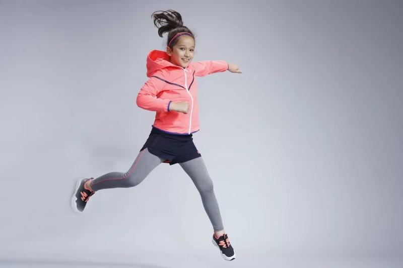 女童运动装
