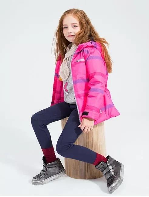 童装运动冲锋衣