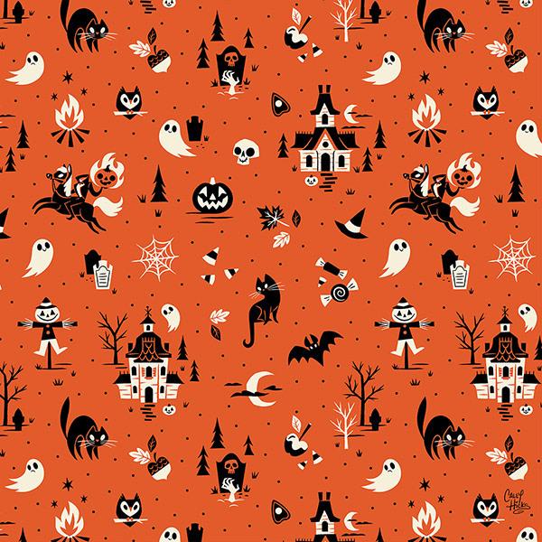 幽灵图案——Lil Spookies