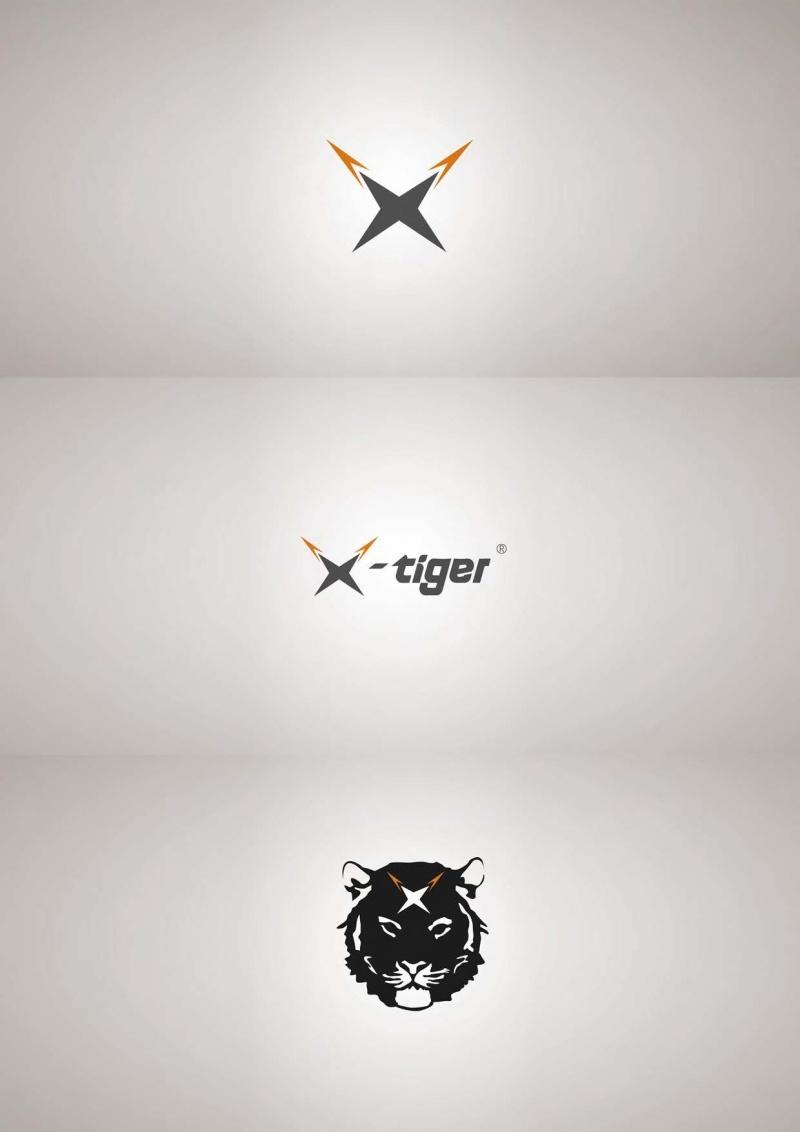 x-tigo LOGO设计