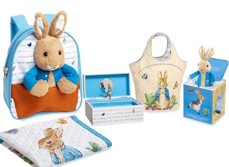 儿童用品系列-彼得兔