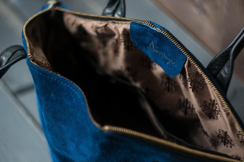 皮革女包——vogue