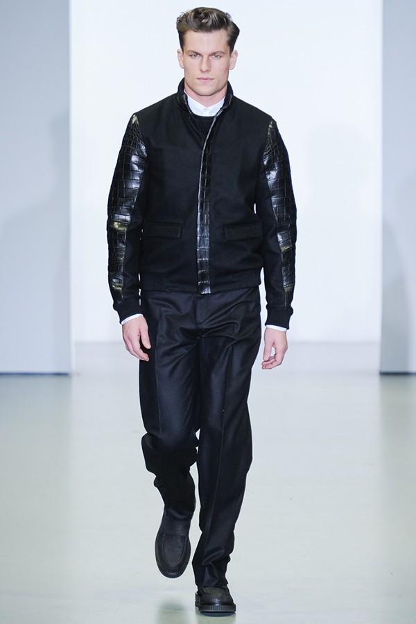 Calvin Klein 2012秋季男装