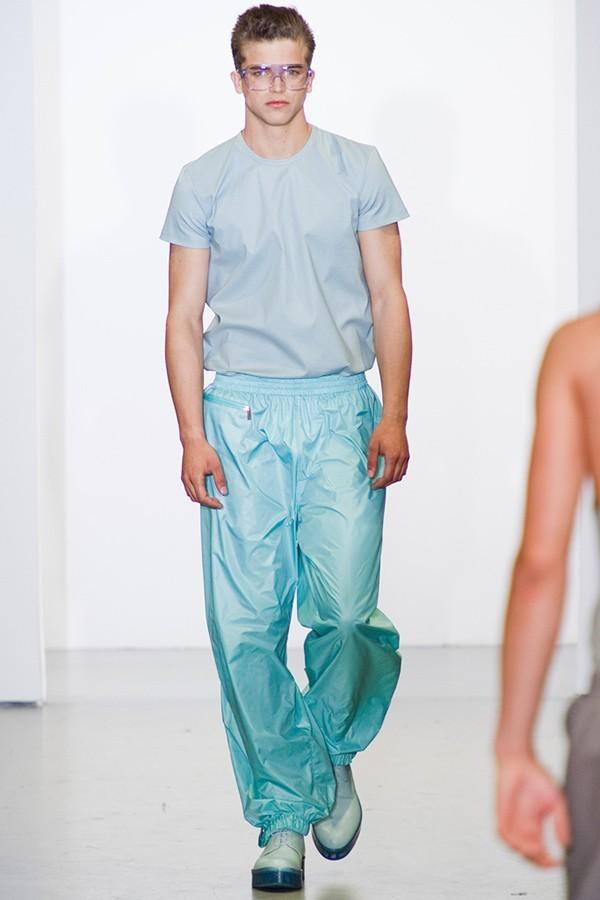 Calvin Klein 2012春季男装