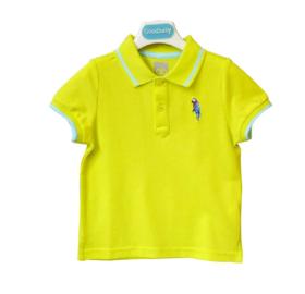 童装polo休闲衫