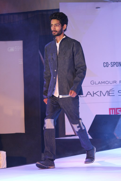 Aditya Birla孟买展参展服装