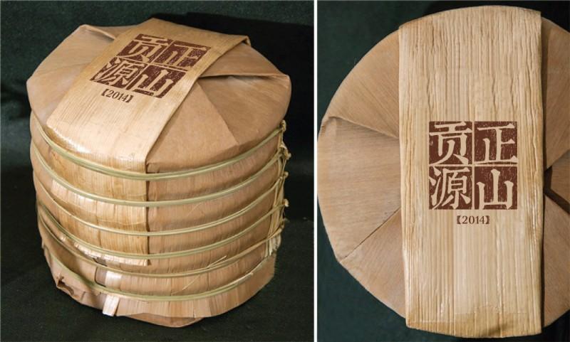 普洱茶茶叶包装设计