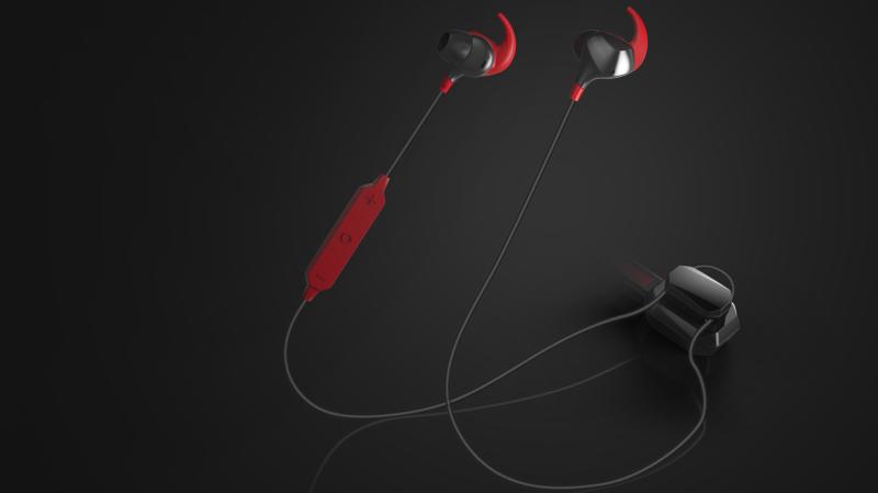 入耳式运动耳机设计