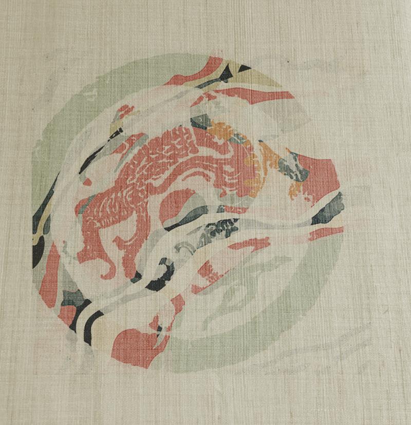 中式传统家纺图案