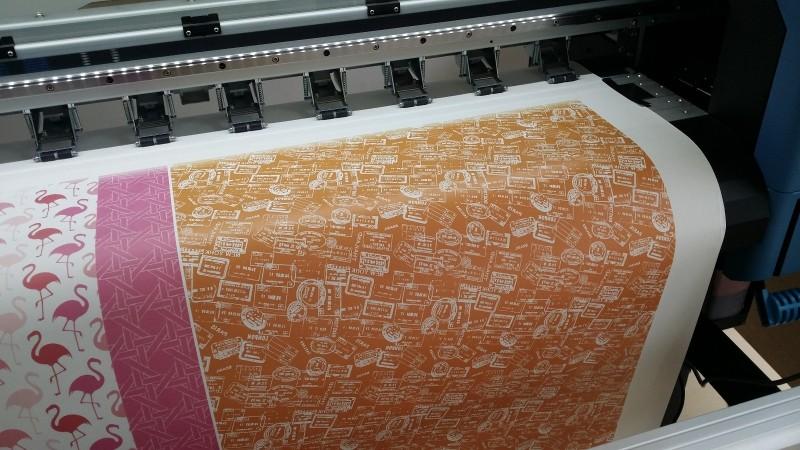 数码围巾图案设计