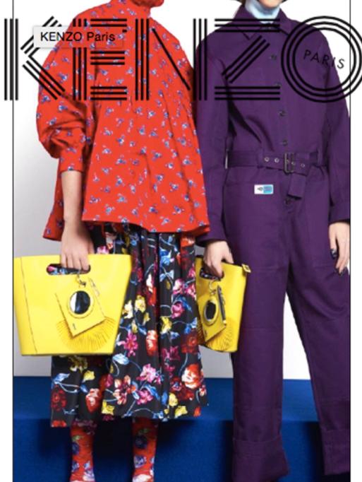 Kenzo女包设计