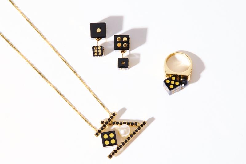 时尚几何首饰系列设计