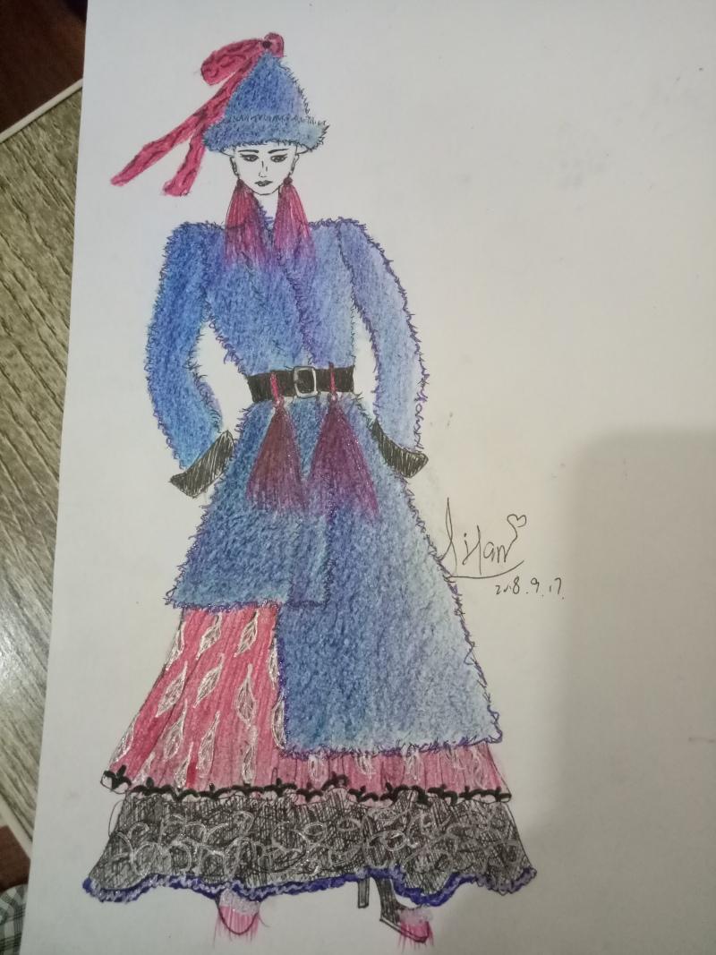 暖意女装设计