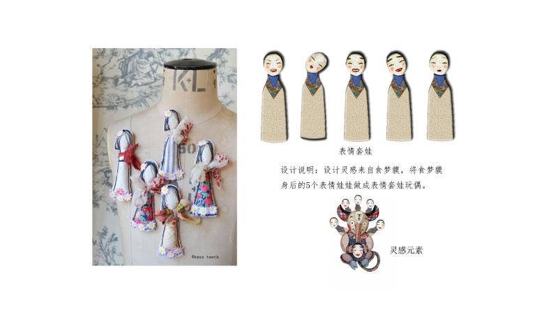 卡通玩偶赠品礼物衍生品图案设计