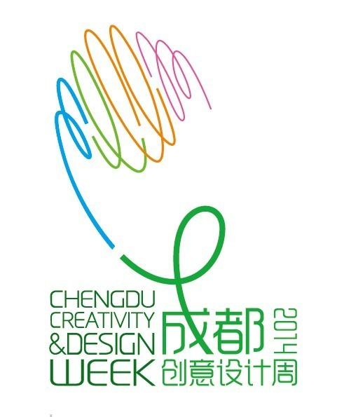 创意设计周logo及VI设计