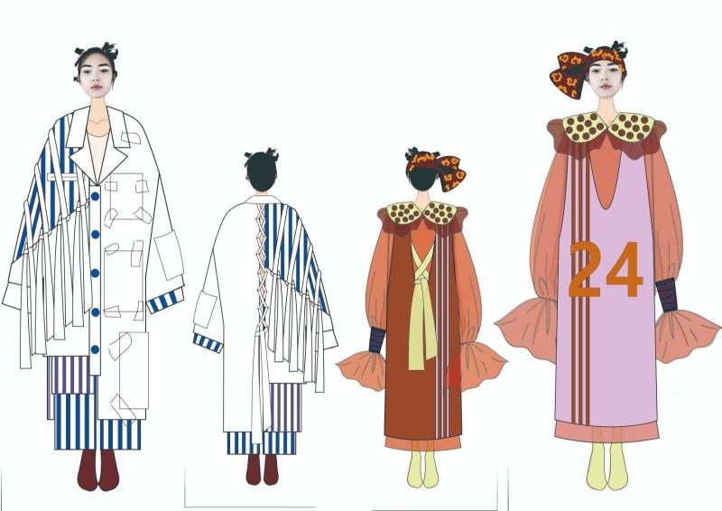 创意女装设计