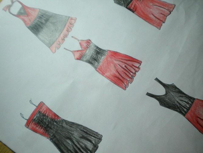 女装系列设计