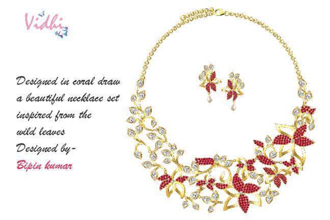 钻石饰品设计