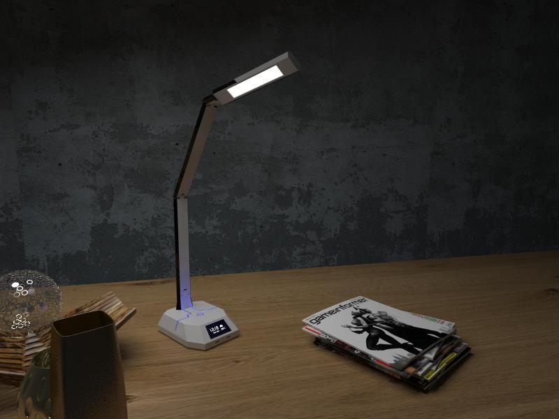USB可充电台灯