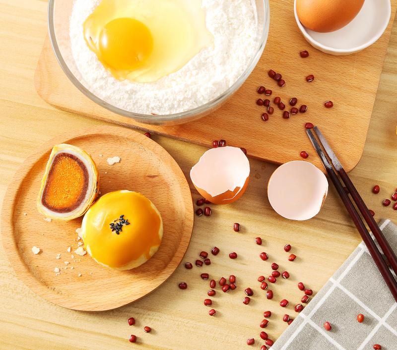 蛋黄酥包装