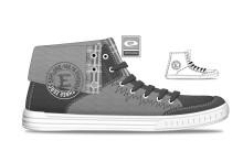 帆布鞋设计师优选