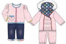 婴童外出服设计师优选