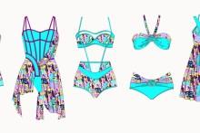 泳衣沙滩装设计师优选