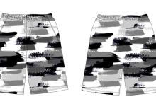 男装短裤设计师优选