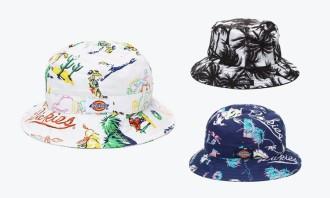 2019春夏服配帽子-渔夫帽
