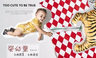 婴幼儿服装立体造型以及立体图案市场分析