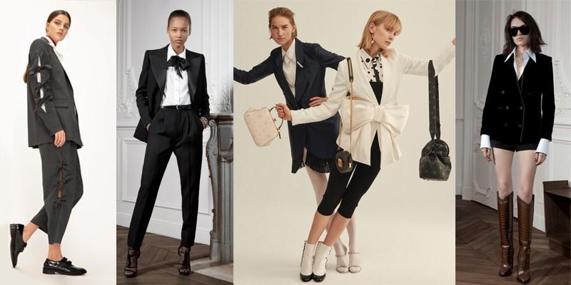 極致女性力量——女裝流行趨勢