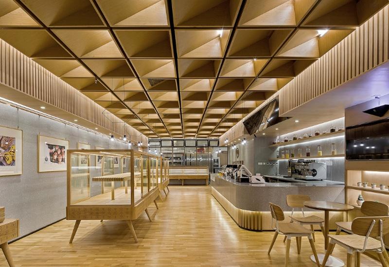 餐饮空间—空间陈列设计