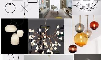 解析北欧风格灯具在生活中的应用
