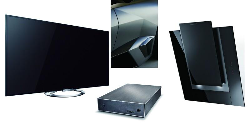 硬朗&方正在工业设计产品中的风格应用