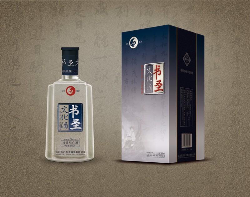 传统白酒产品外包装设计