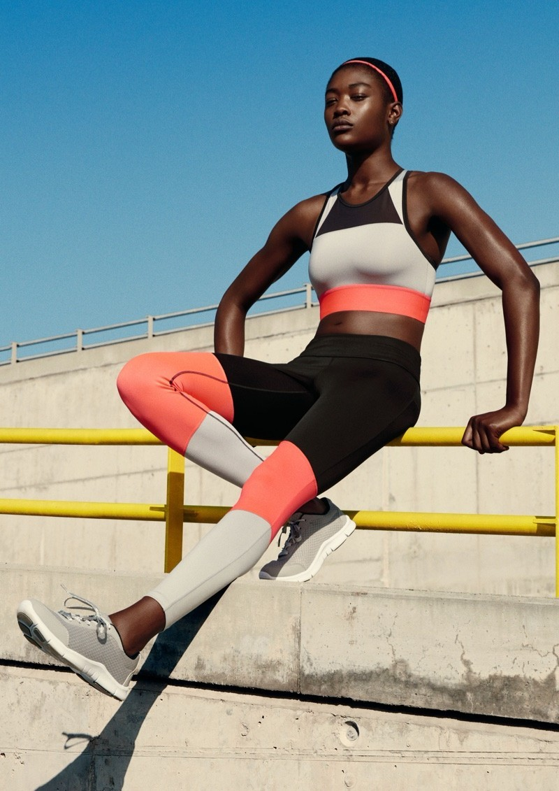 男女装运动休闲风格趋势分析