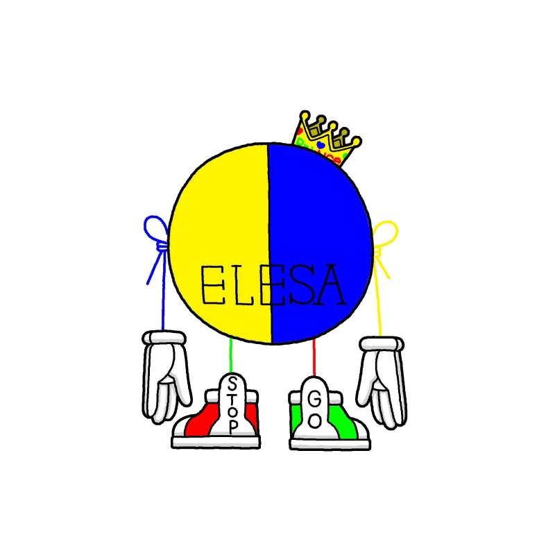 半边脸王子个性圆球体玩具设计图