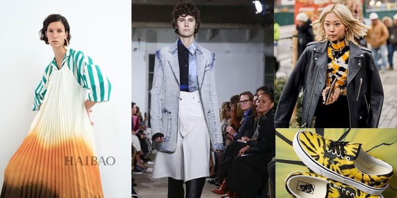 2019-2020服装流行趋势