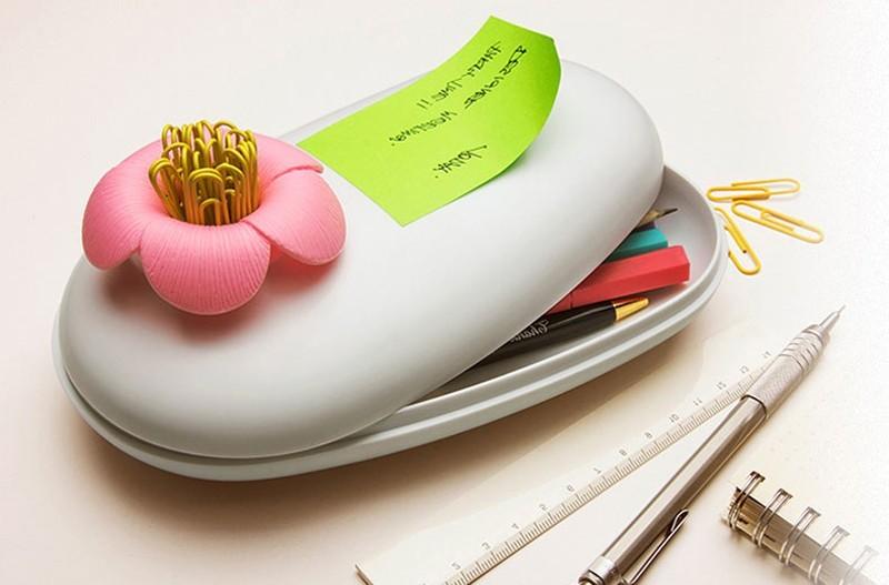 文具产品之回形针盒