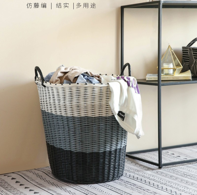 家居收纳之洗衣篮