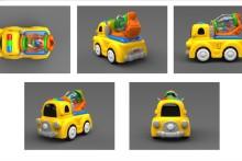 塑胶玩具设计师优选