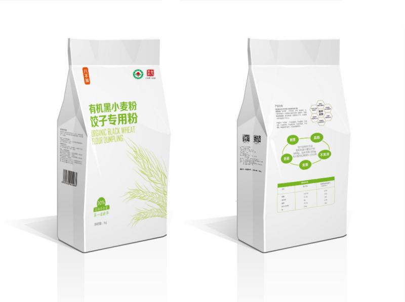 有机全麦粉系列包装