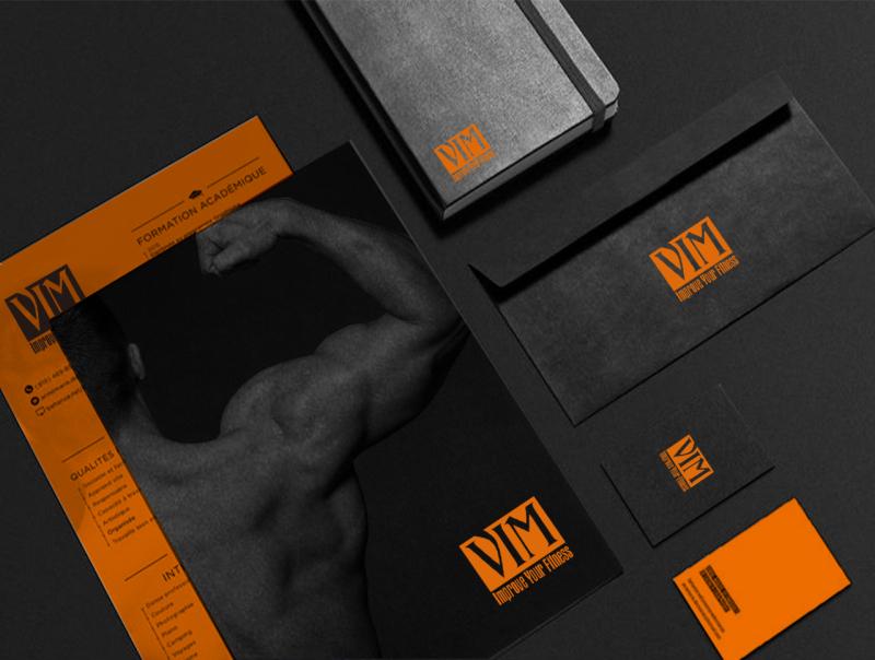 VIM品牌VI设计