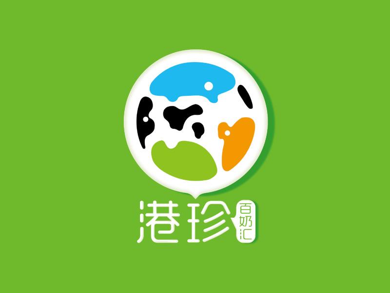 牛奶品牌設計