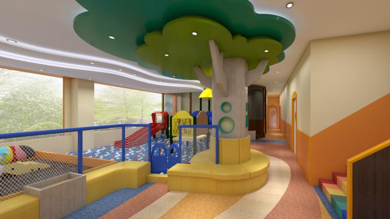 幼儿园托育装修设计